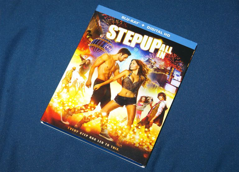 Step Up All In Blu-ray Disc