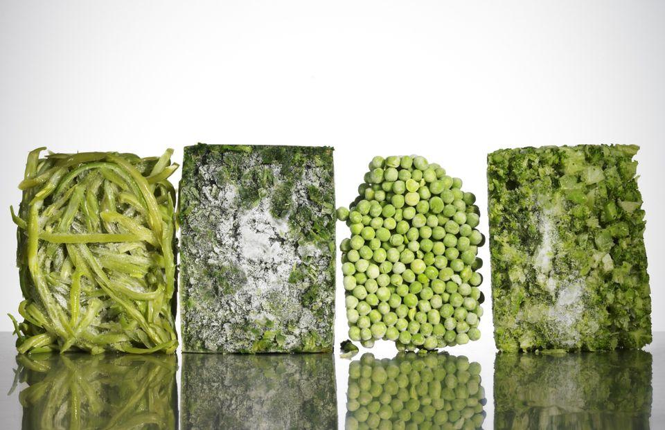 Eat your (frozen!) vegetables