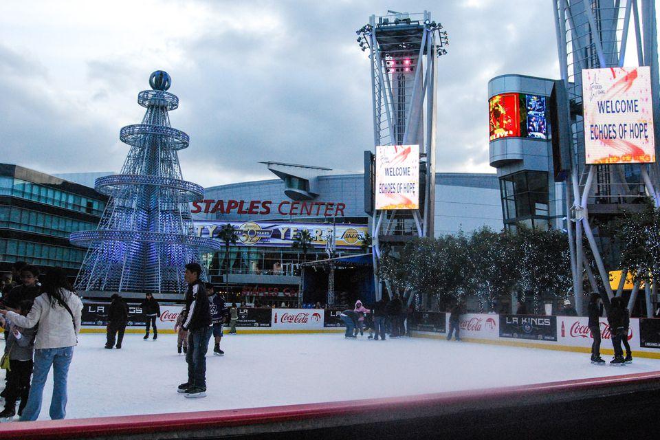La Kings Ice Rink Long Beach