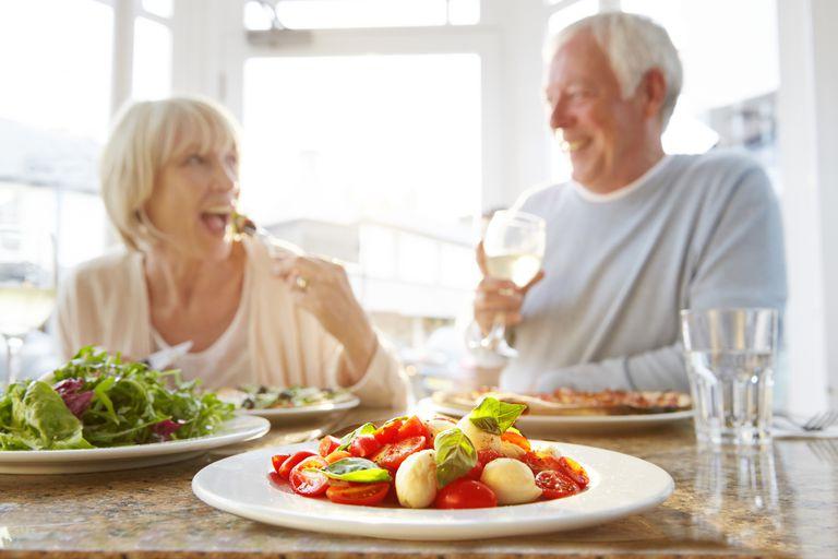 La dieta CRON promueve la saludo y la longevidad