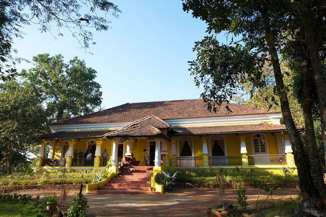 Neemrana's Arco Iris Noble Home