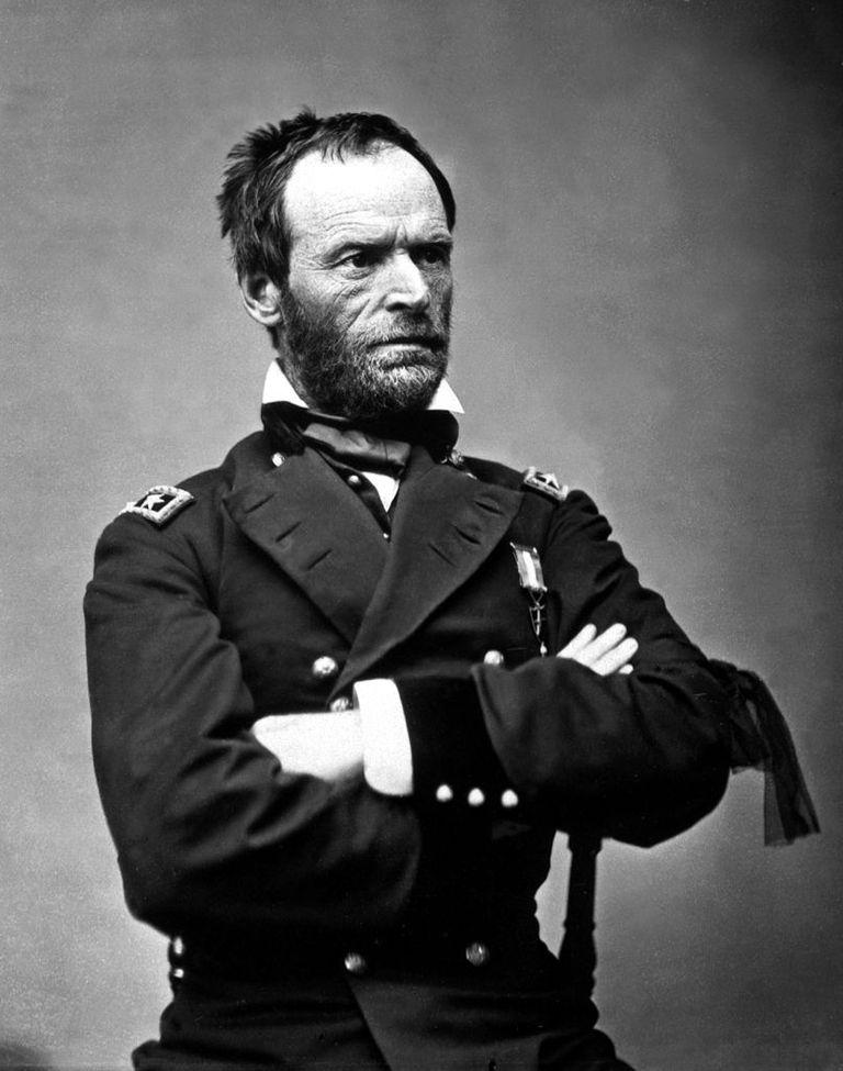William Tecumseh Sherman, Union General