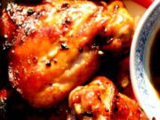 Classic Thai Grilled Chicken (with Dip)
