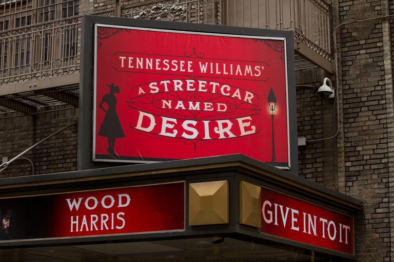 Streetcar Named Desire @ Broadhurst Theatre on Broadway