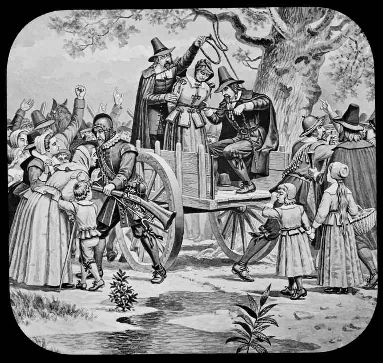 salem witch
