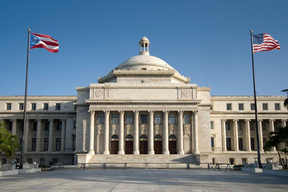 Puerto Rico Capitol Building