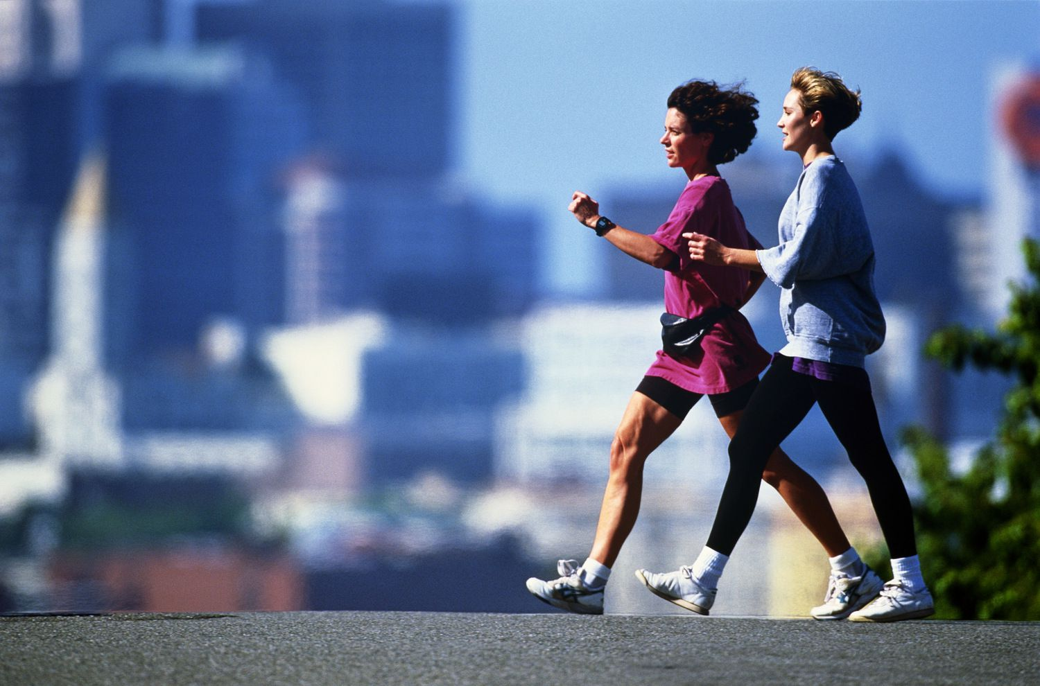 How Fast Is A Brisk Walking Pace