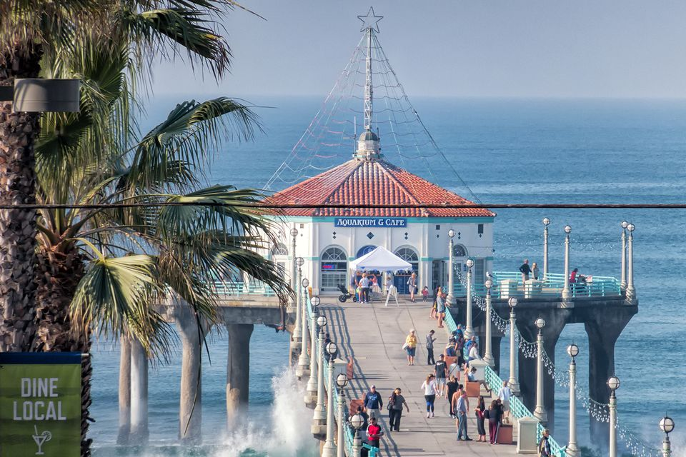 Things to do in manhattan beach for a day or a weekend for Fun stuff to do in manhattan
