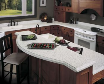 Why This One Component Is Key To Choosing Solid Surface Counters Kitchen Countertop Reviews