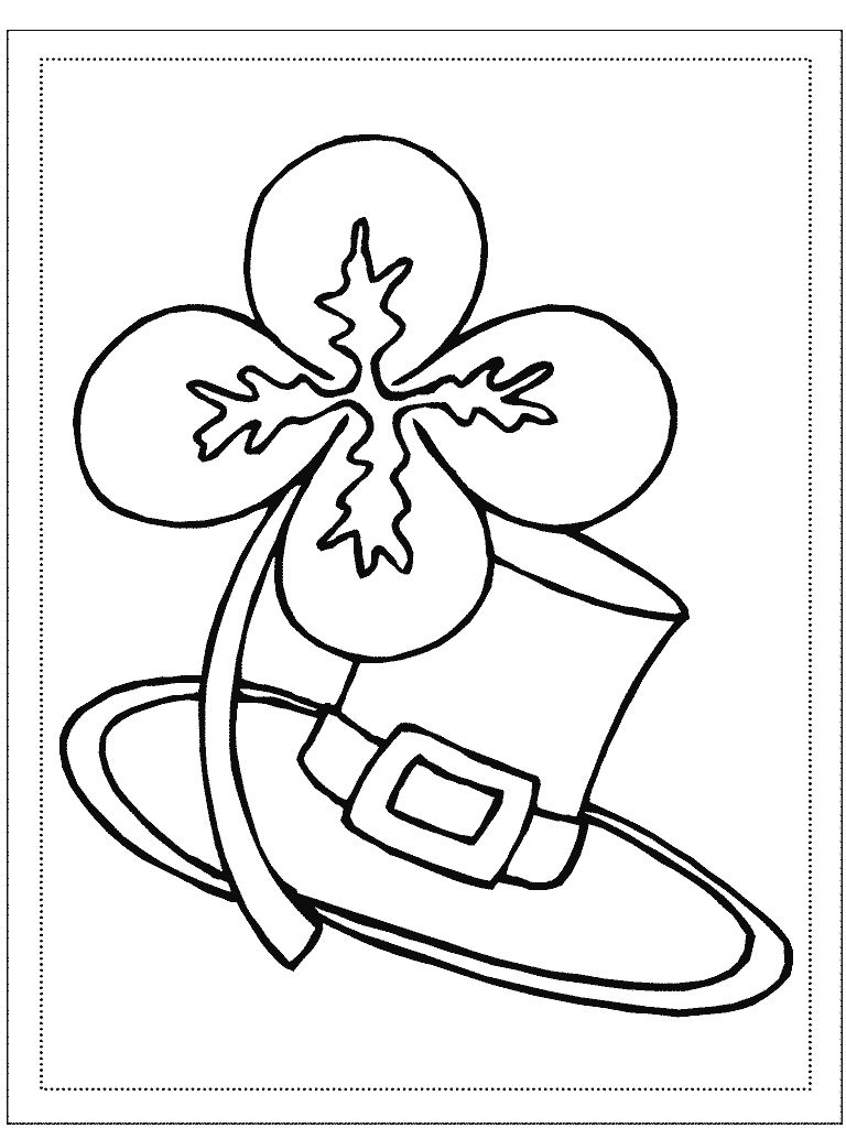 271 free printable st patricks day coloring pages - Free St Patricks Day Coloring Pages