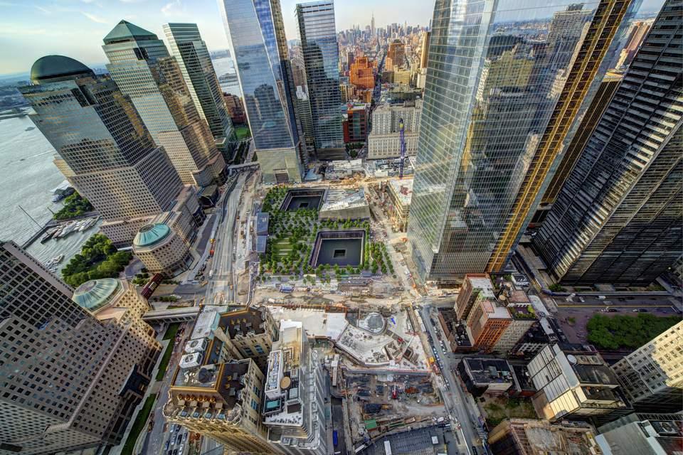 World Trade Centers Site