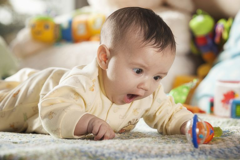 Tummy Time Toys For Physical Development-8025