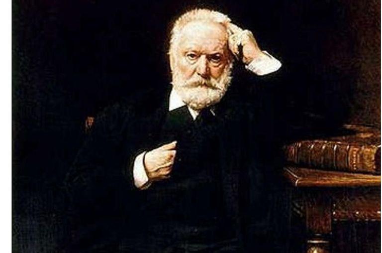 Victor Hugo por Leon Bonnat