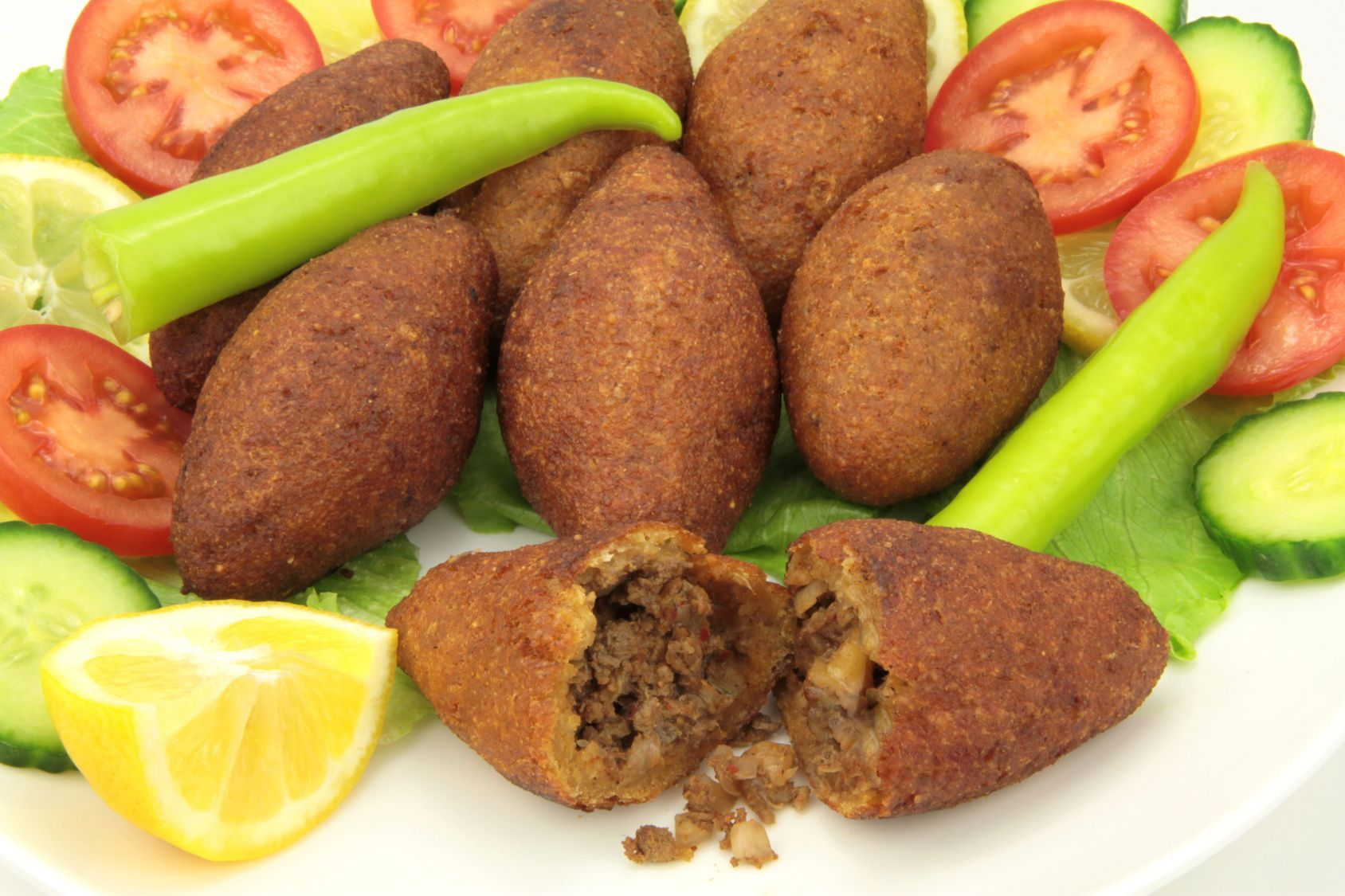 Kibbeh Food Recipes