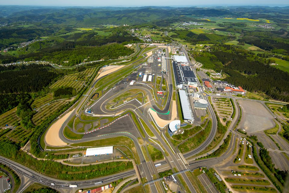 How To Drive The Nürburgring The Worlds Most Notorious Race Track - Germany map nurburgring