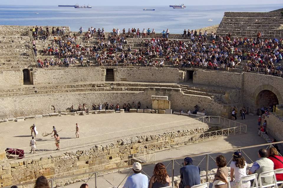 Tarragona Roman amphitheater