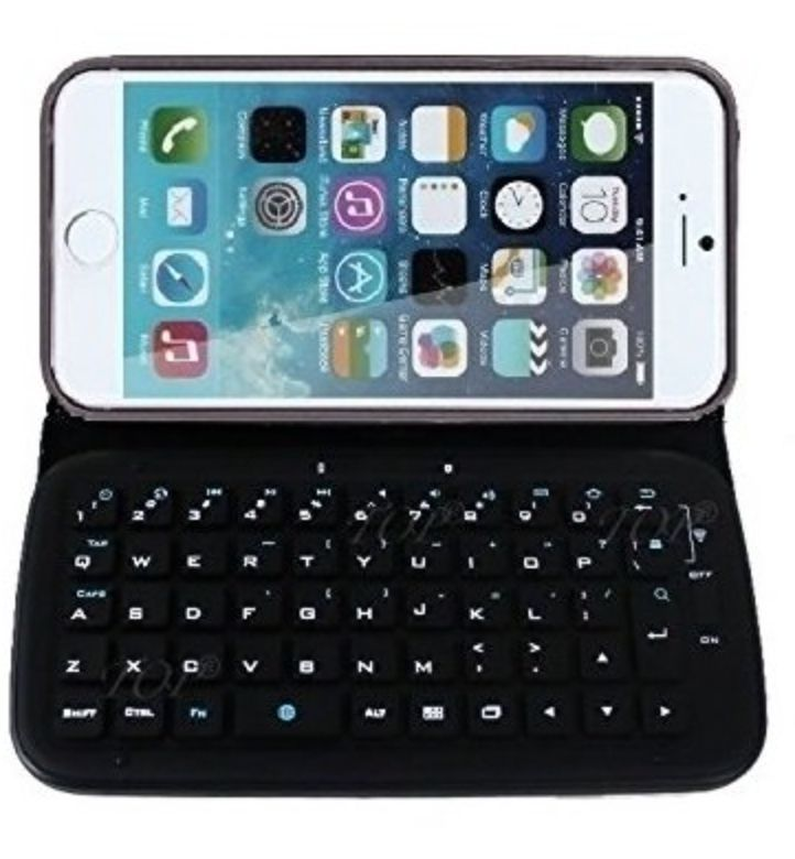 8 Bluetooth Keyboard Cases For The IPhone