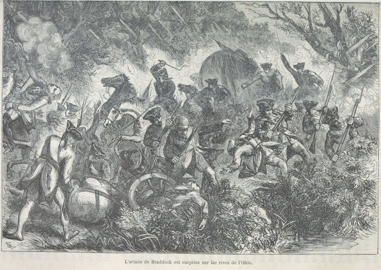 Battle of the Monongahela