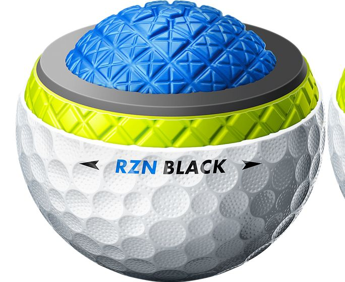 Nike RZN/Tour Black golf ball