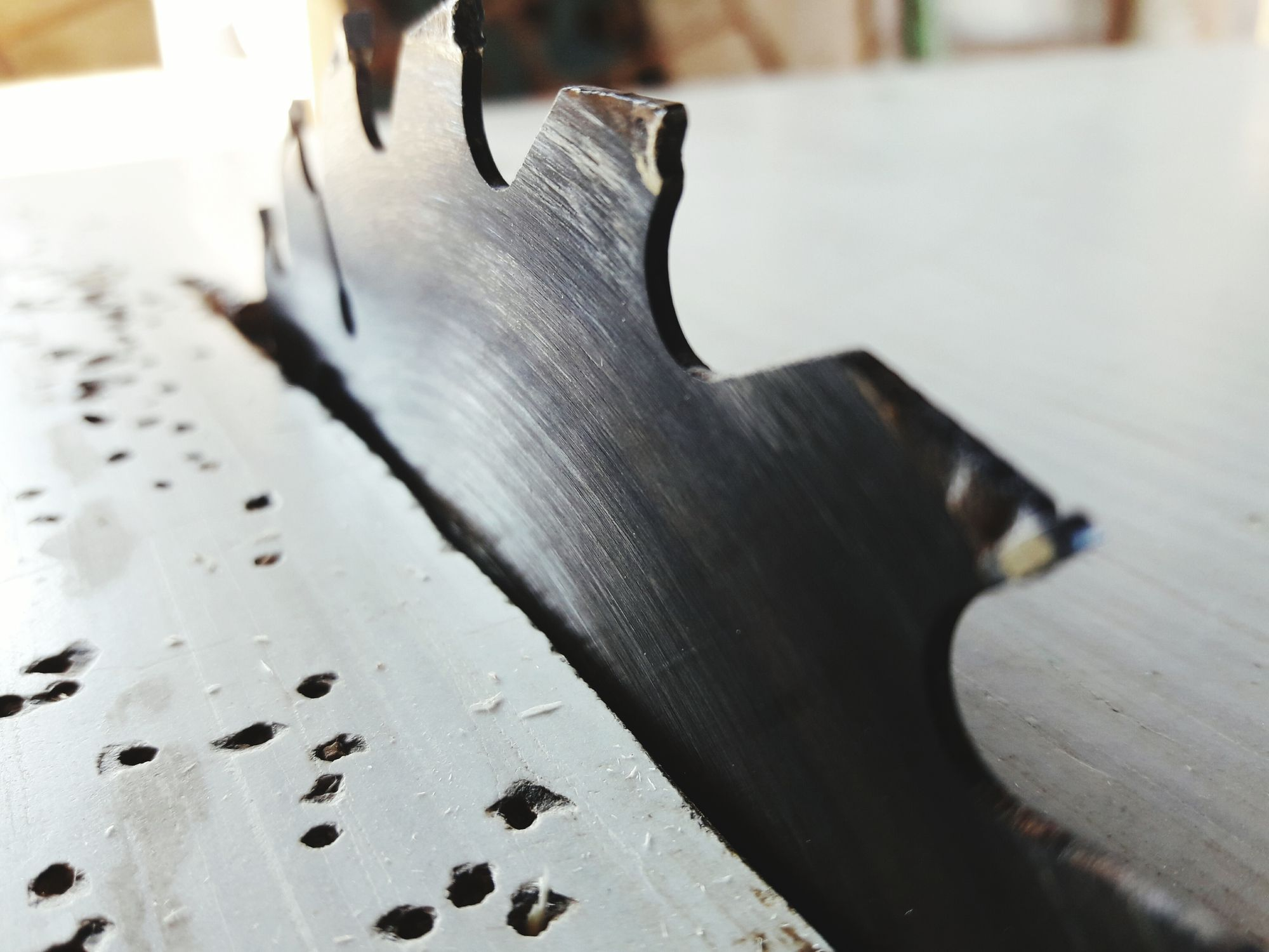 How to install a stacked dado blade on a table saw use stacked dado sets the right way greentooth Gallery
