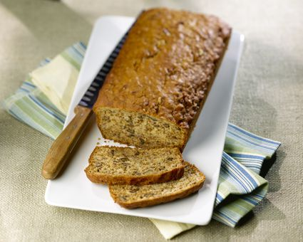 Moist banana bread with coconut oil easy step by step banana bread recipe forumfinder Gallery