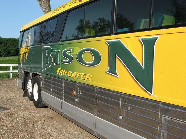 The NDSU Bison Bus