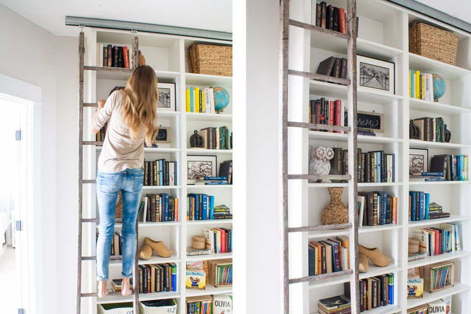 Ben noto IKEA Hacks: the Best 23 BILLY Bookcase Built-ins Ever DI64