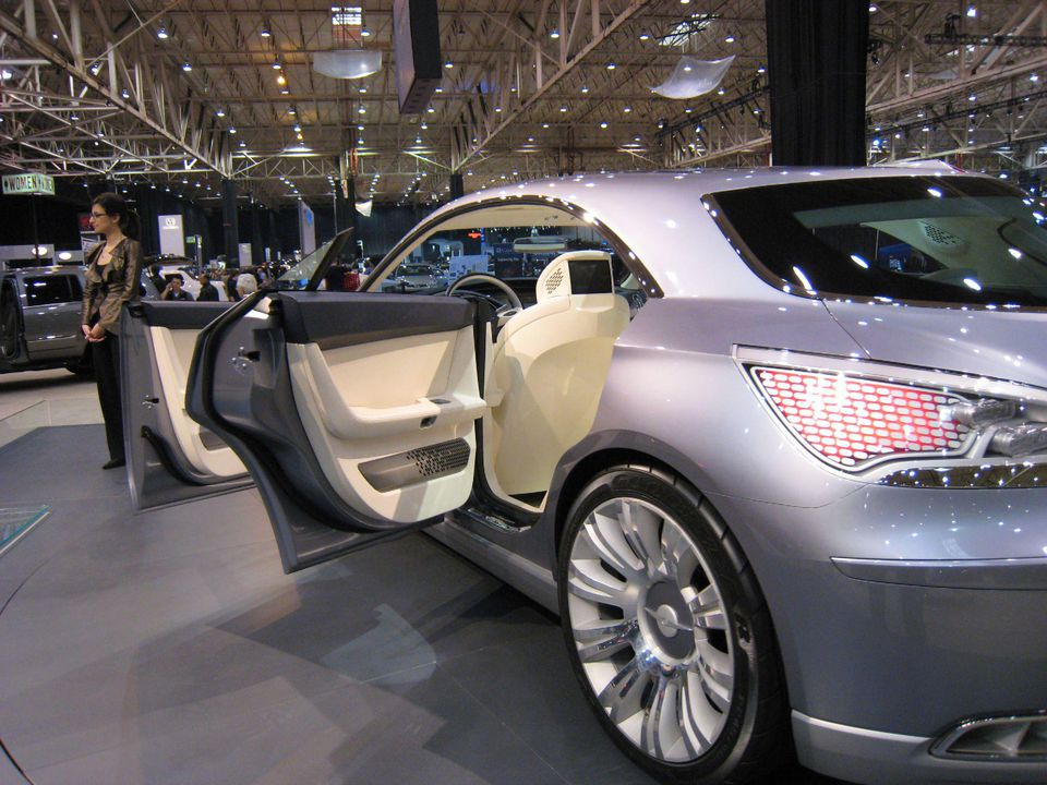 Cleveland Auto Show 2007