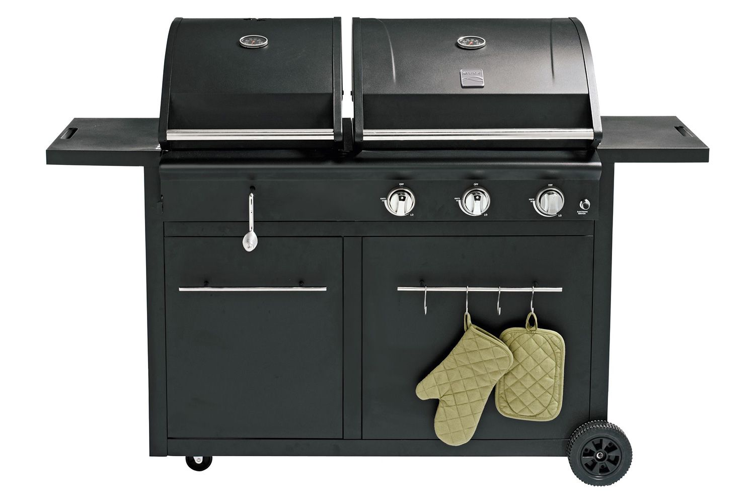 Nexgrill 3 Burner Charcoal Gas Combo Grill Review