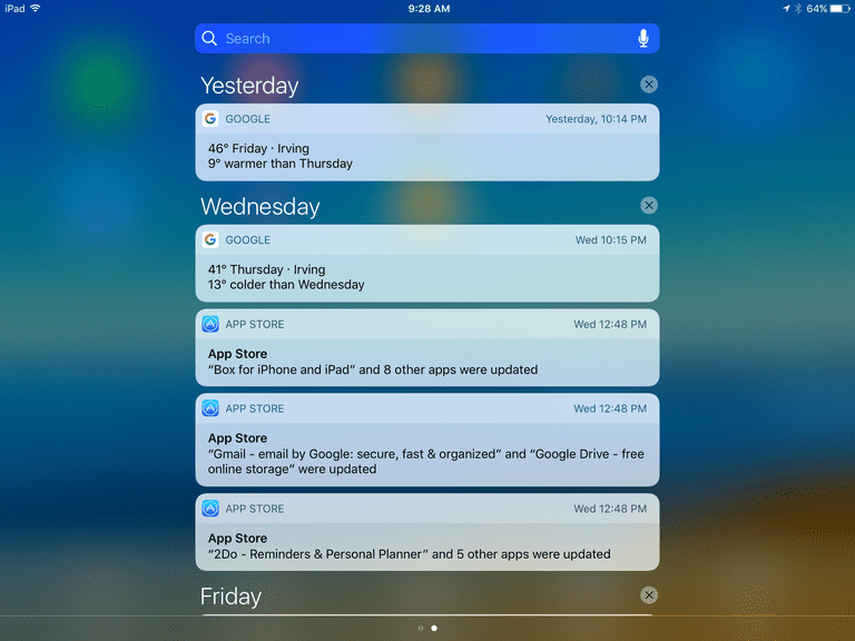 What is the Notification Center? And How Do I Open It?