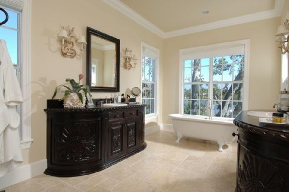 bathroom wood vanity