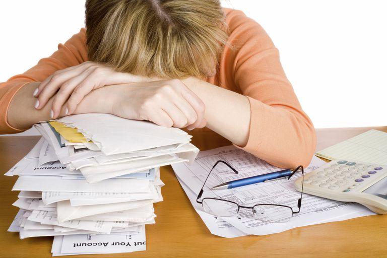 When should I find a a financial debt advisor?