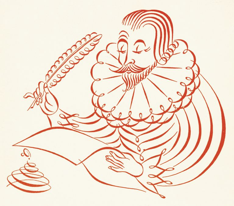 Shakespeare (illustration)