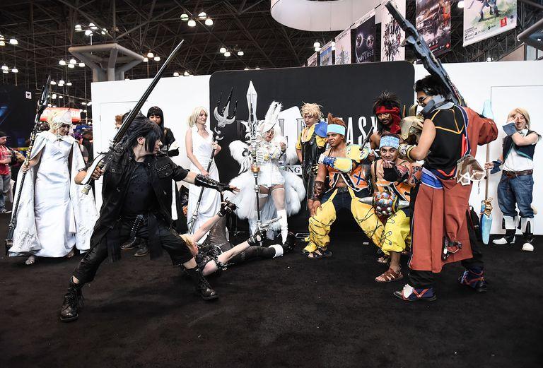 2017 New York Comic Con - Day 2
