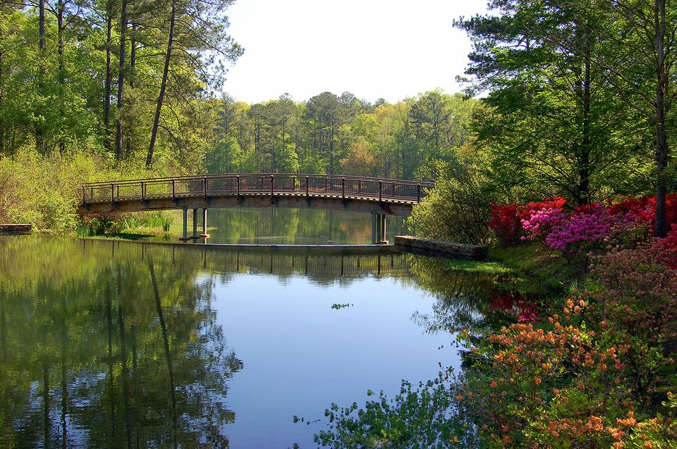 Vacation ideas for family travel in the southeastern u s for Callaway gardens fishing