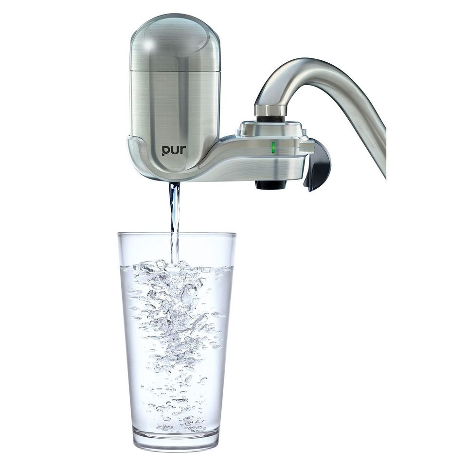 A Pur Advanced Faucet Water Filtration system