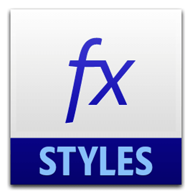 Picture of the Adobe Photoshop Style ASL file icon