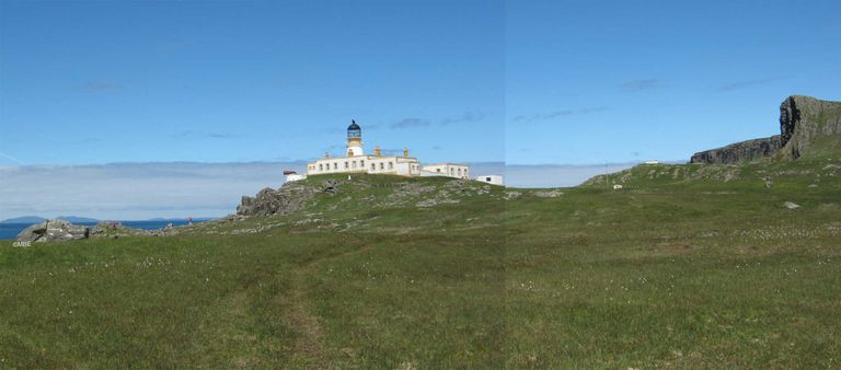 Free Artist Reference Photograph Neist Point Lighthouse Isle of Skye