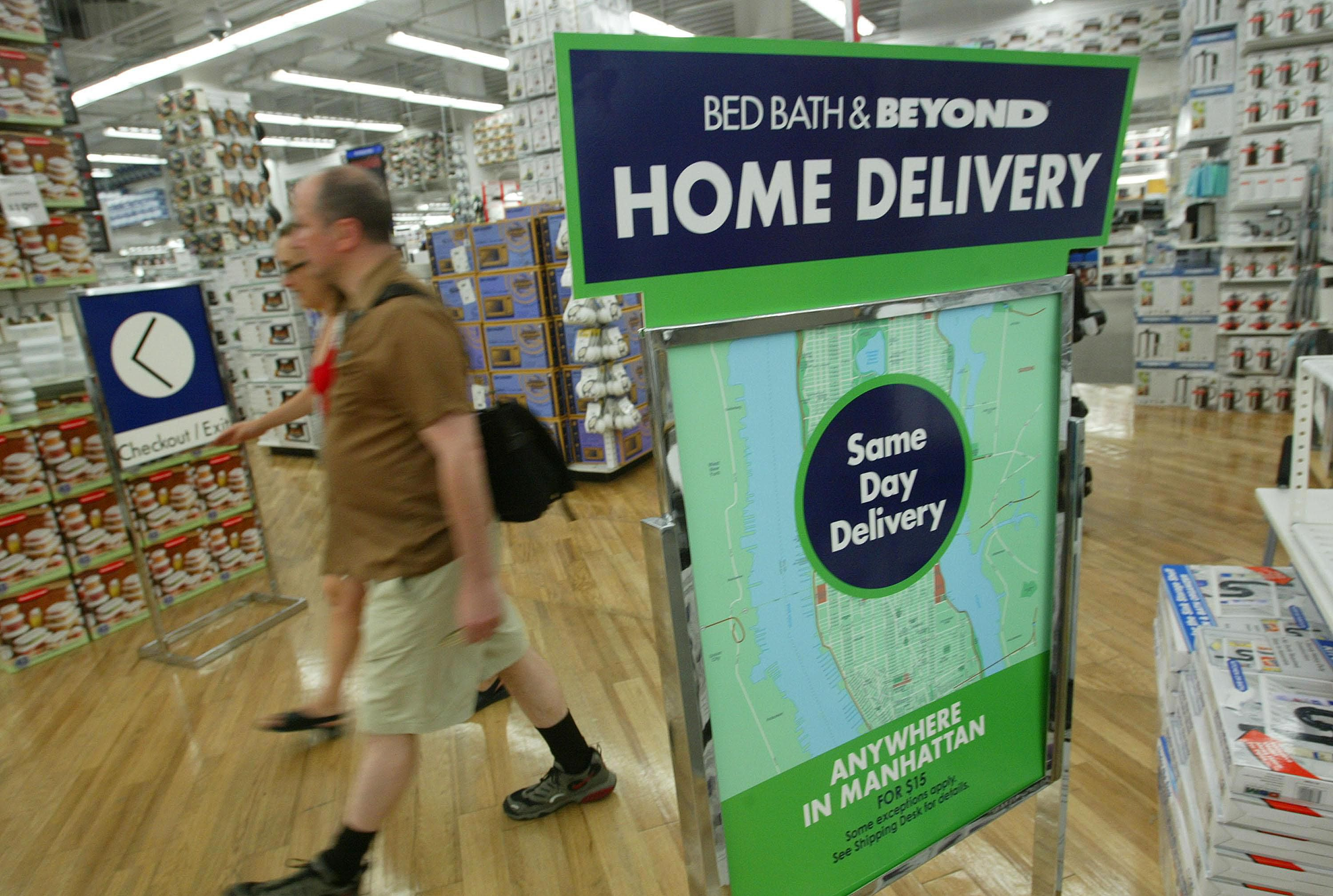 Bed Bath & Beyond Coupons FAQ