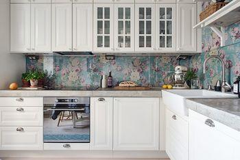 Rental Rehab 13 Removable Kitchen Backsplash Ideas