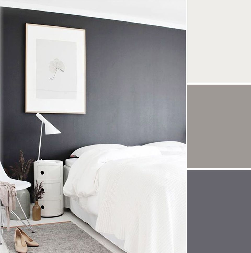 Bedroom Curtains Calming Bedroom Colors Sherwin Williams Bedroom Design Ideas White Interior Design Drawings Perspective Bedroom: 7 Soothing Bedroom Color Palettes