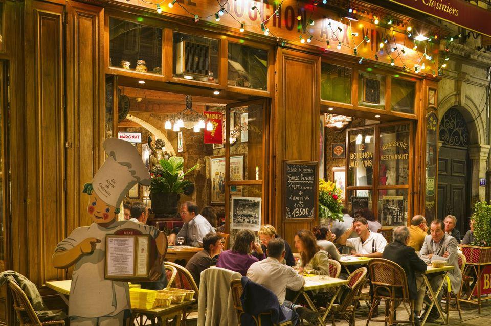 Lyon Restaurants