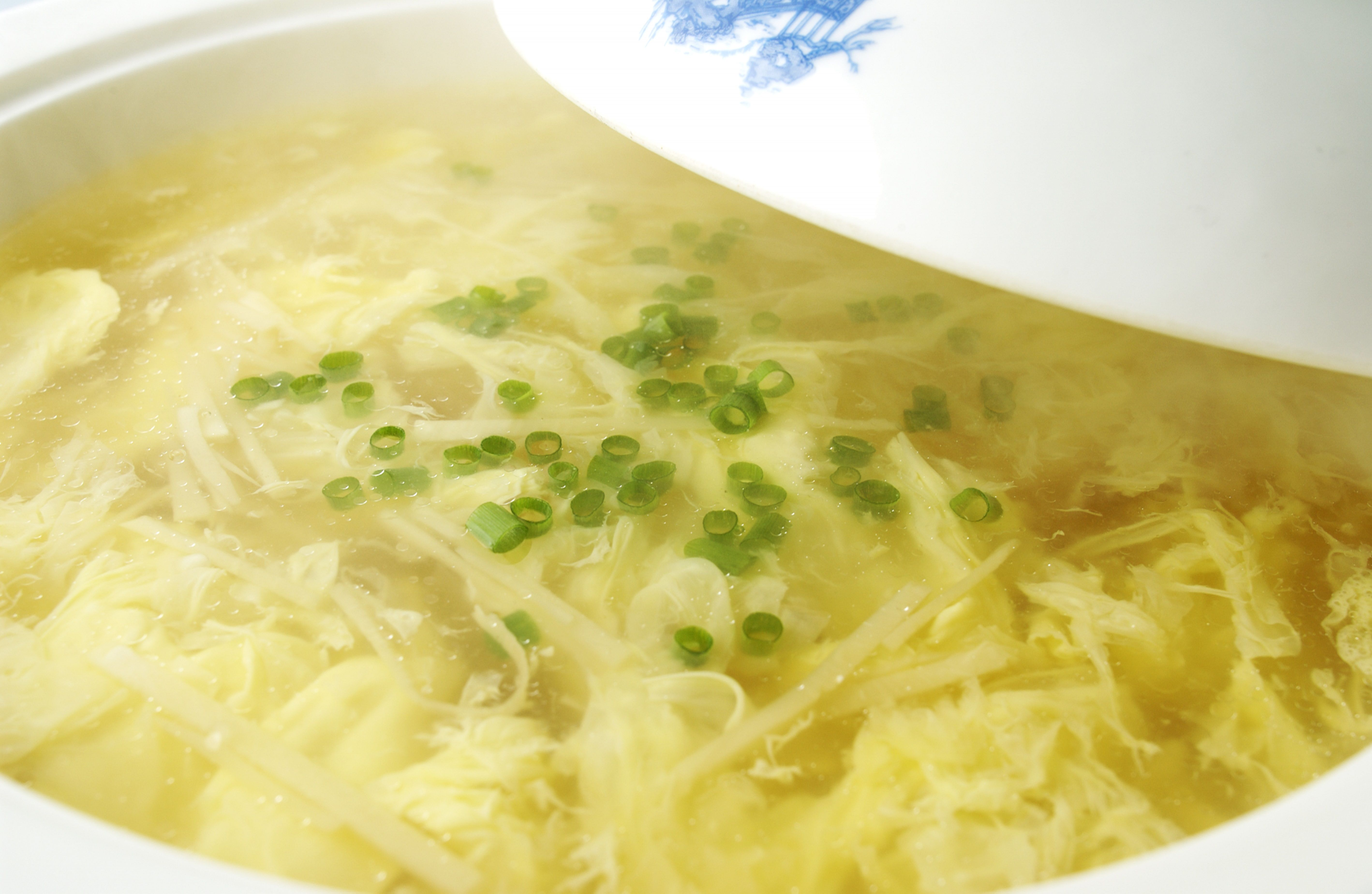 easy chinese egg drop soup recipe