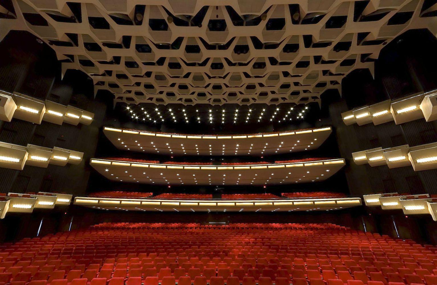 Place des arts montreal performance arts complex
