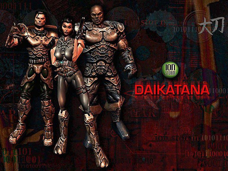 Daikatana Header
