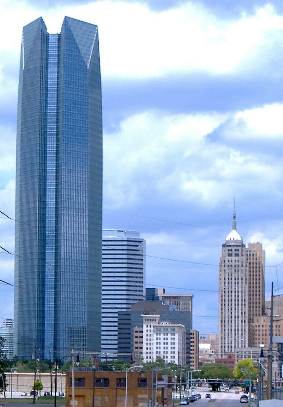 Oklahoma City's Devon Tower