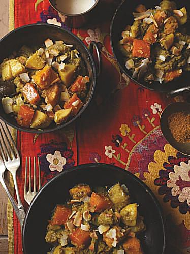 Vegetable Curry - Recipes - Gordon Ramsay Recipes