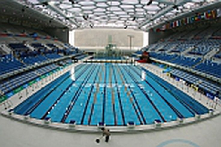 overview of olympic swimming rules - Olympic Swimming Pool Top View