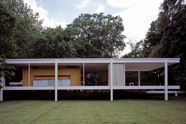 Villa Mies Der Rohe mies der rohe and the battle with farnsworth