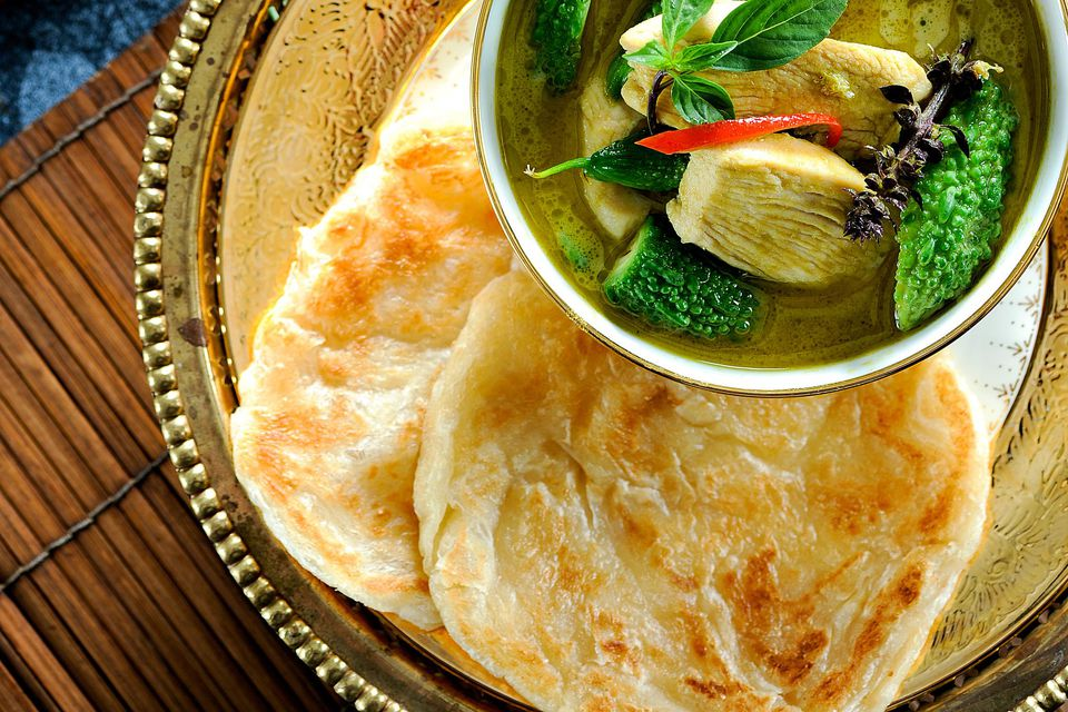 Roti / roti canai / paratha